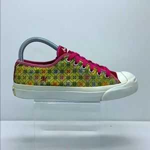 Unisex Converse Jack Purcell low tops
